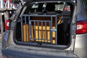 Koirahäkki Renault Capture